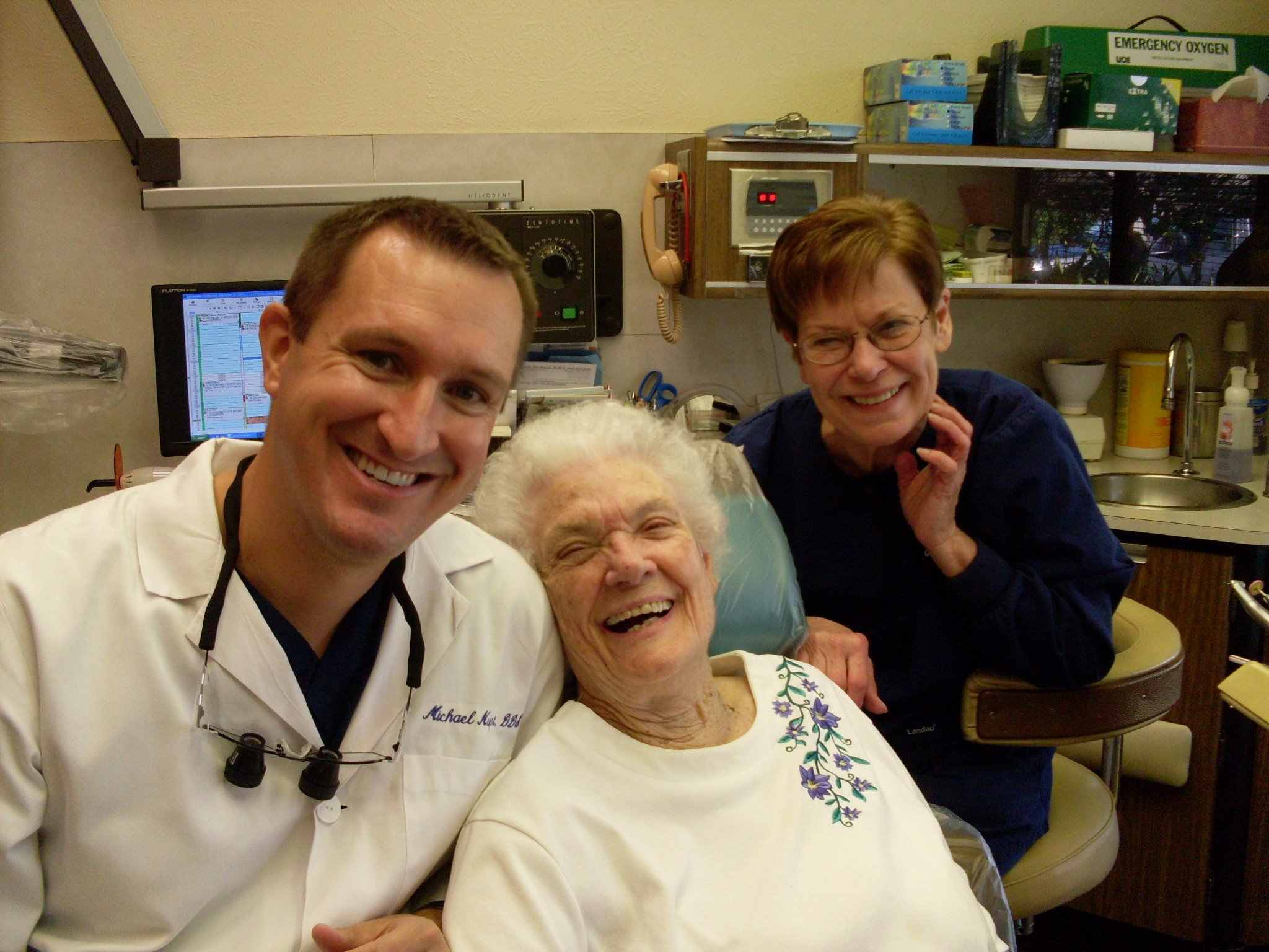 Elderly Dental Care Pasadena TX