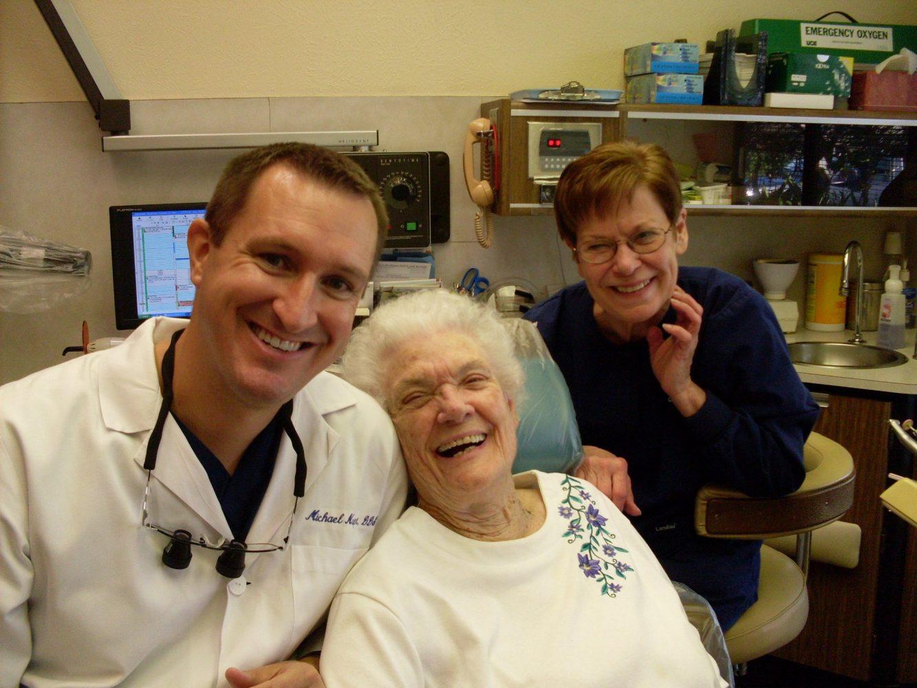 Elderly Dental Care Pasadena TX