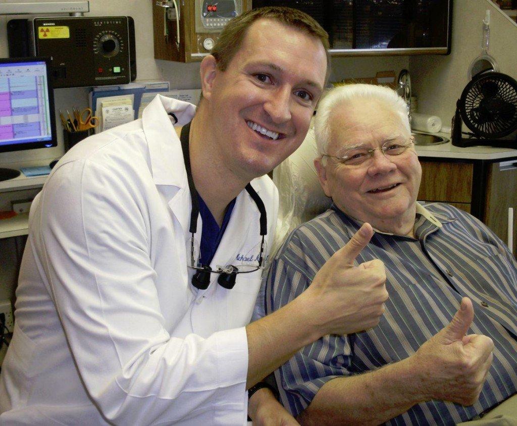 Senior Citizen Dentist Pasadena Texas
