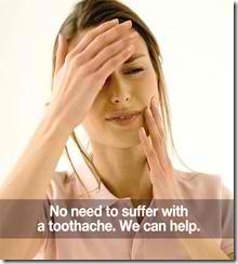 Toothache Pasadena Texas