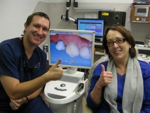Tooth Crown CEREC Pasadena